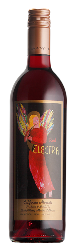 Red Electra Moscato 750mL Image