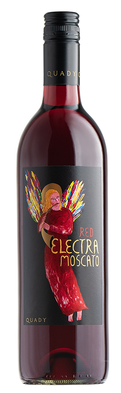 Red Electra Moscato 750mL